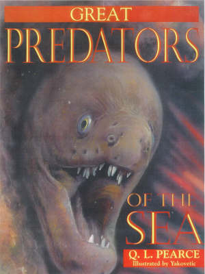 Great Predators of the Sea by Q.L. Pearce image