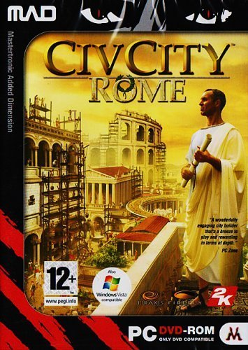 CivCity: Rome for PC Games