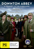 Downton Abbey: Journey to the Highlands on DVD