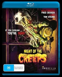 Night of the Creeps on Blu-ray image