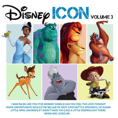 ICON: Disney - Volume 3