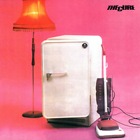 Three Imaginary Boys by The Cure