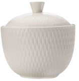 Maxwell & Williams White Basics Diamonds Sugar Bowl