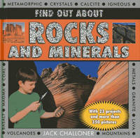 Find Out About Rocks and Minerals by Jack Challoner