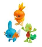 Pokemon: Moncolle EX Hoenn Starters - 20th Anniversary Set