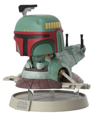 Star Wars - Slave 1 Pop! Deluxe Figure (LIMIT - ONE PER CUSTOMER)