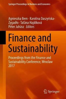 Finance and Sustainability image