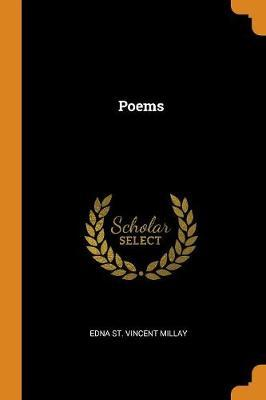 Poems by Edna St.Vincent Millay image
