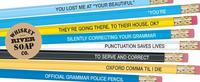 Whiskey River Co: Grammar Police Pencils