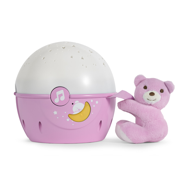 Chicco: Next2Stars Projector - Pink