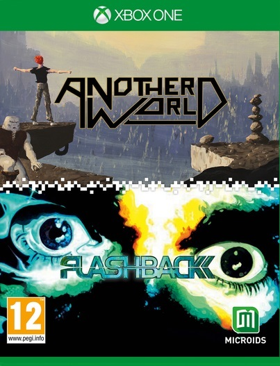 Another World & Flashback Compilation for Xbox One