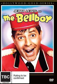 The Bellboy on DVD