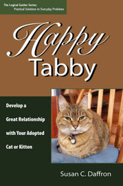 Happy Tabby by Susan C Daffron image