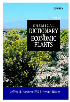 Chemical Dictionary of Economic Plants image