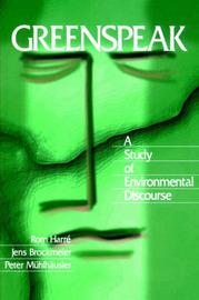Greenspeak by Rom Harre image
