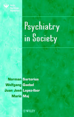 Psychiatry in Society image