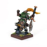 Kings of War Goblin Heroes