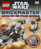 Lego Star Wars Brickmaster: Battle for the Stolen Crystals (Book + LEGO) by Various ~