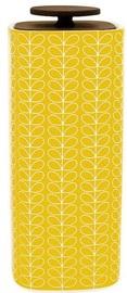 Orla Kiely Ceramic Storage Jar 3.5L - Yellow
