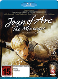 Joan Of Arc: The Messenger on Blu-ray