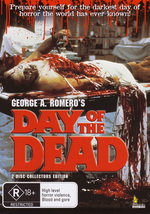 Day Of The Dead (George A. Romero's) (2 Disc Set) on DVD