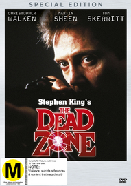The Dead Zone [Special Edition] on DVD