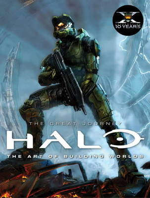 Halo: The Great Journey by Martin Robinson