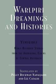 Warlpiri Dreamings and Histories by Peggy Rockman Napaljarri image