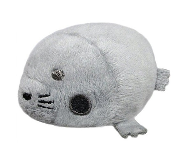 Norun-zoku: Baikal Seal - Plush Toy