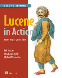 Lucene in Action by Erik Hatcher image
