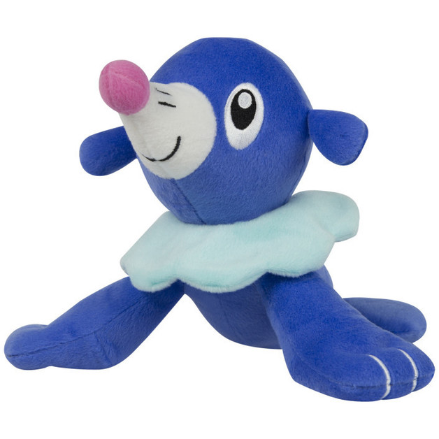 "Pokemon: Popplio 8"" Plush"