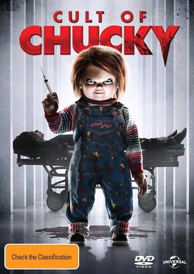 Cult Of Chucky on DVD