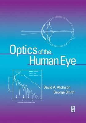 Optics of the Human Eye by David Atchison image