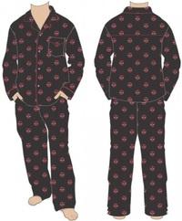 Marvel: Deadpool All Over Print - Pajama Set (Small)