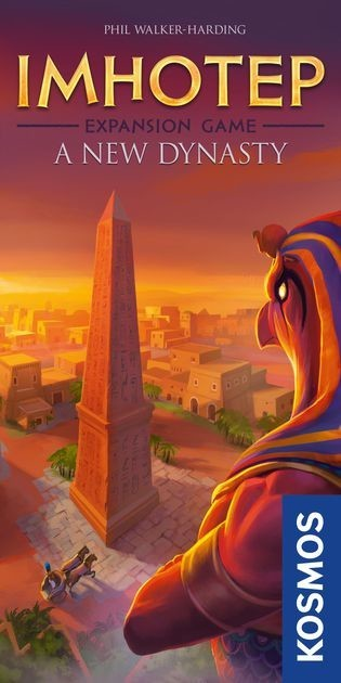 Imhotep: A New Dynasty - Expansion