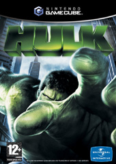 The Hulk for GameCube