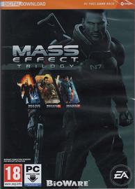 Mass Effect Trilogy (code in box) for PC
