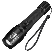 Outdoor Zoomable Pocket LED Flashlight image