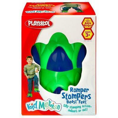 Playskool Romper Stomper Feet image