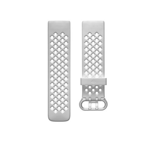 Fitbit: Sport Band for Charge 3 or 4 - Large (Frost White)