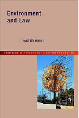 Environment and Law by David Wilkinson image