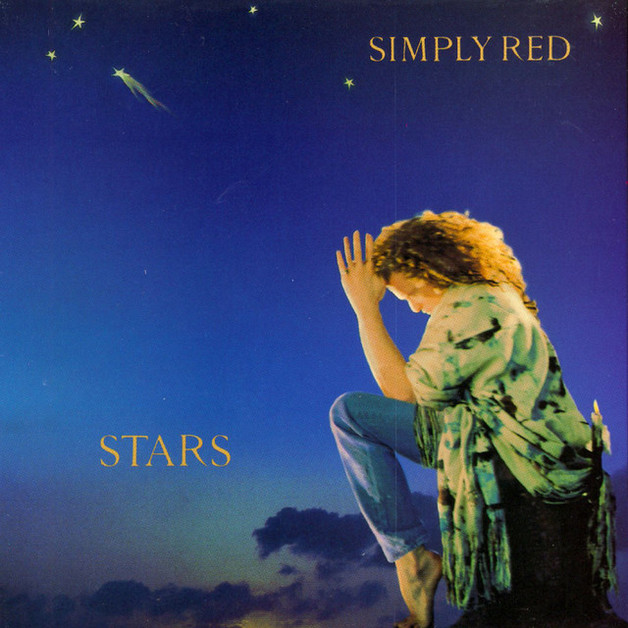 Stars (Limited Coloured Vinyl) by Simply Red