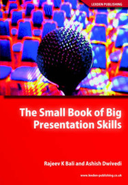 The Small Book of Big Presentation Skills by R, K Bali image