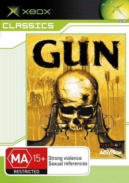 GUN for Xbox