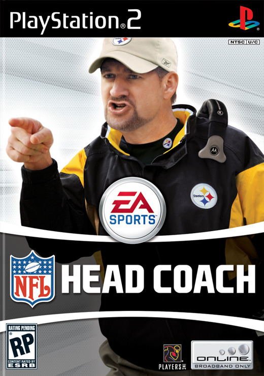 NFL Head Coach for PlayStation 2
