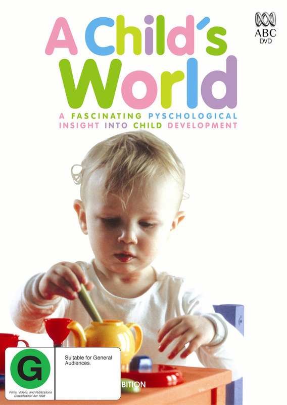 Child's World, A on DVD