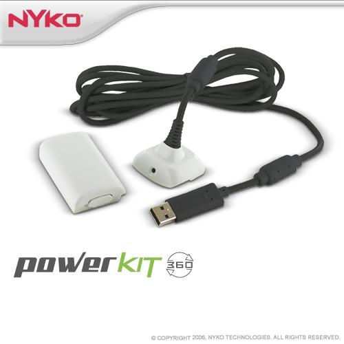 Nyko Xbox 360 Powerkit for Xbox 360 image