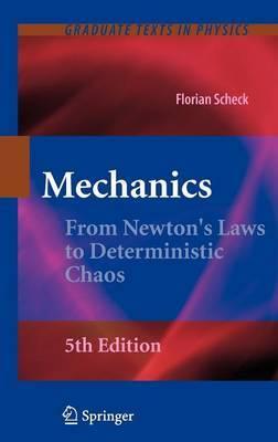 Mechanics by Florian Scheck image