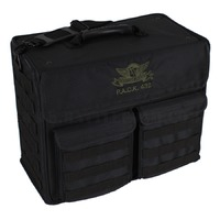 P.A.C.K. 432 Molle Horizontal Standard Load Out (Black)