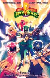 Mighty Morphin Power Rangers: Vol. 1 by Kyle Higgins